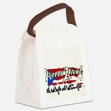 Puerto Rico1 Canvas Lunch Bag