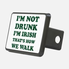 Im Not Drunk Im Irish - Wa Hitch Cover
