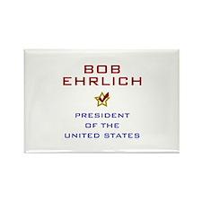 Bob Ehrlich President USA Rectangle Magnet