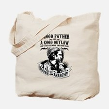 Sons of Anarchy Good Father Tote Bag