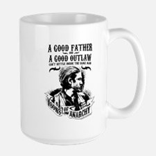 Sons of Anarchy Good Father Large Mug