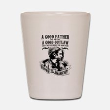Sons of Anarchy Good Father Shot Glass