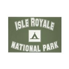 Isle Royale NP Rectangle Magnet (100 pack)