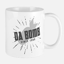 Birthday Born 1980 Da Bomb Mug