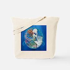 Clive Sensual Pearl Mermaid Tote Bag