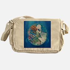 Clive Sensual Pearl Mermaid Messenger Bag