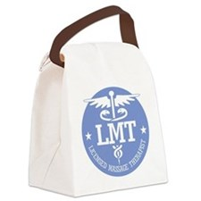 Cad LMT (rd) Canvas Lunch Bag