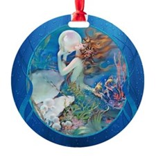Clive Erotic Pearl Mermaid Ornament