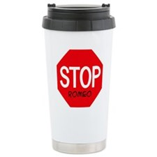 Cute Romeo Travel Mug
