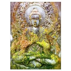 Bolinas Buddha Poster