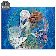 Clive Erotic Pearl Mermaid Puzzle