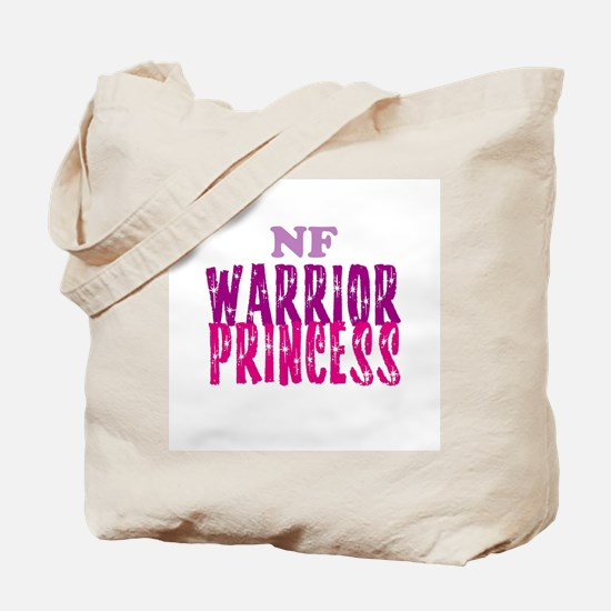 NF Warrior Princess Tote Bag