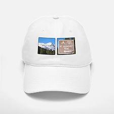 Quandary Peak and info Baseball Baseball Baseball Cap