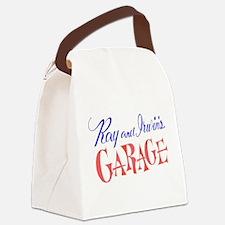 mad.jpg Canvas Lunch Bag