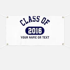 Class of 2016 Graduation Banner