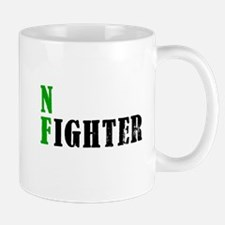NF Fighter Green Mugs
