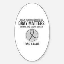 Cool Causes brain cancer Decal