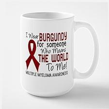 Multiple Myeloma MeansWorldToMe2 Mug