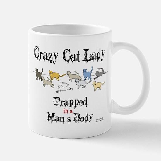 Unique Cat crazy Mug