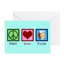 Pretty Nurse Greeting Cards (Pk of 20)