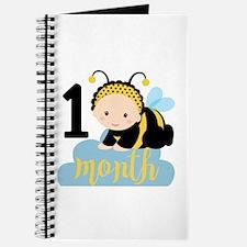 1 Month Monthly Milestone Journal