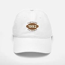 1992 Birth Year Birthday Baseball Baseball Cap
