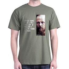 "Dostoevsky ""Ready"" T-Shirt"