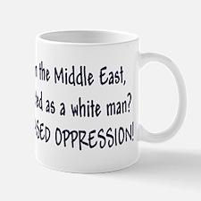 """Oh Geez"" Mug"