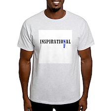 Inspirational NF Blue T-Shirt