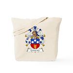 Conrad Family Crest Tote Bag