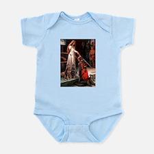 Accolade / 2 Dobies Infant Bodysuit