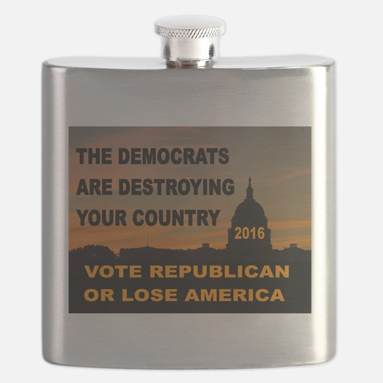 LAST WARNING Flask
