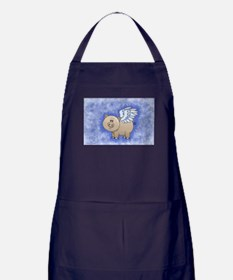 Unique Day when pigs fly Apron (dark)