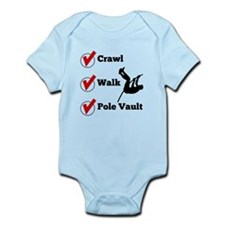 Crawl Walk Pole Vault Body Suit