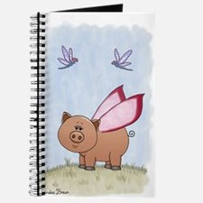 Funny Micro pig Journal