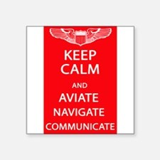 Smaller Keep Calm Sticker