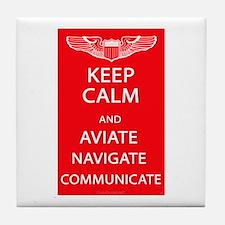 Cool Nato Tile Coaster