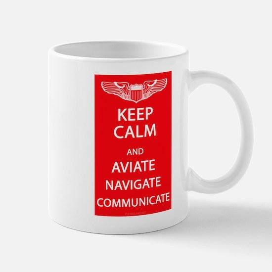 Cute Airmen Mug
