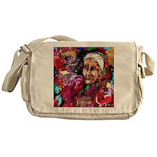 Salute to mothers Messenger Bag