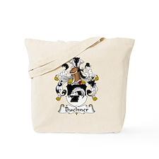 Buchner Family Crest  Tote Bag