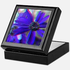 3D Floral Photograhy Keepsake Box