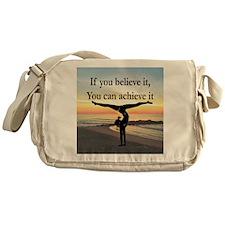 GYMNAST INSPIRATION Messenger Bag