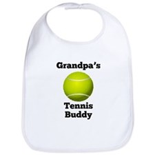 Grandpas Tennis Buddy Bib