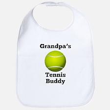 Grandpas Tennis Buddy Bib