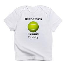 Grandmas Tennis Buddy Infant T-Shirt