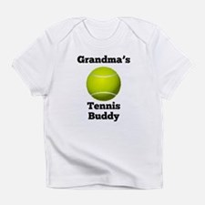 Grandmas Tennis Buddy Infant T-Shirt