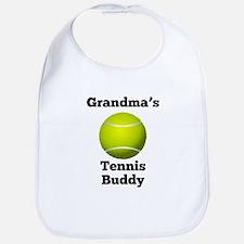 Grandmas Tennis Buddy Bib