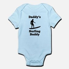 Daddys Surfing Buddy Body Suit