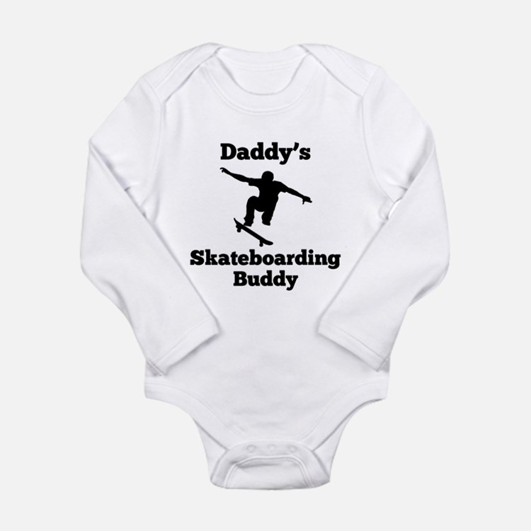 Daddys Skateboarding Buddy Body Suit