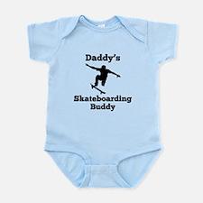 Daddys Skateboarding Buddy Body Suit